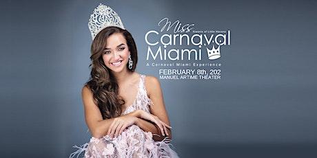 MISS CARNAVAL MIAMI 2020 tickets
