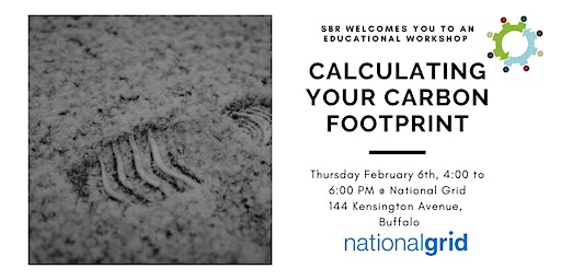 Calculating your Carbon Foot Print