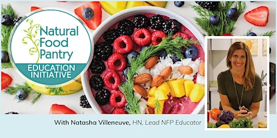 NFP Cooking Class: Power Breakfasts & Snacks Made Easy! (Gluten & Dairy Free!)