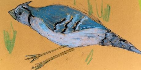 Free Art Workshop for Kids - Bird Drawings 10 am class tickets