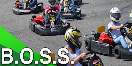 BOSS  K1 Speed Indoor Cart Racing