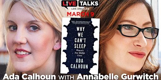 Ada Calhoun in conversation with Annabelle Gurwitch