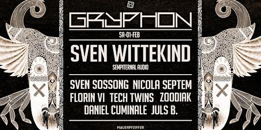 Gryphon pres. Sven Wittekind (sempiternal audio)