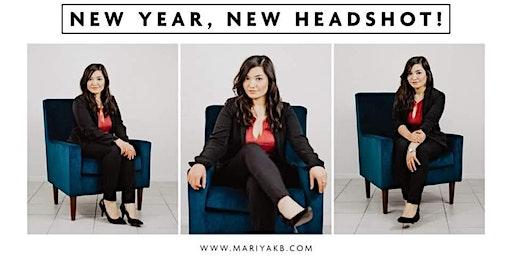 New Year, New Headshot!