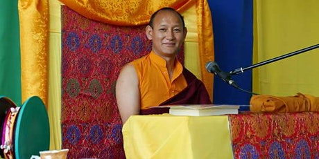 Transcending the Self through Purifying the Eight Consciousnesses with Tempa Dukte Lama | 4/4/2020 tickets
