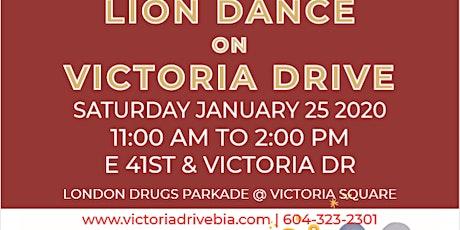 Event Volunteers Needed!  Lion Dance Event on Jan 25, 2020 tickets
