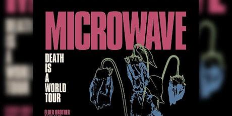 *postponed* Microwave tickets
