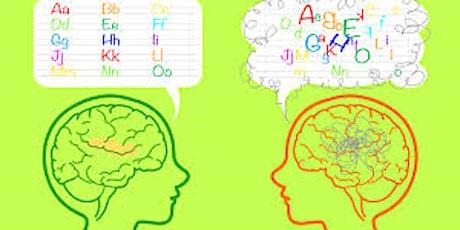 Experience Dyslexia tickets