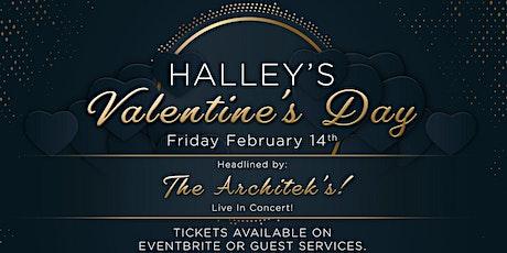 Valentine's Day Dinner  Show tickets