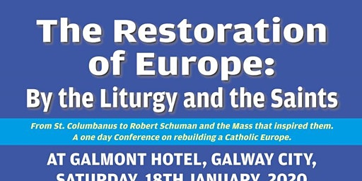 Conference on Catholic Europe