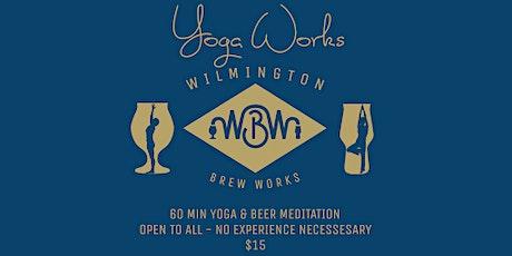 WBW Yoga Works #25 tickets