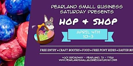 Hop & Shop tickets