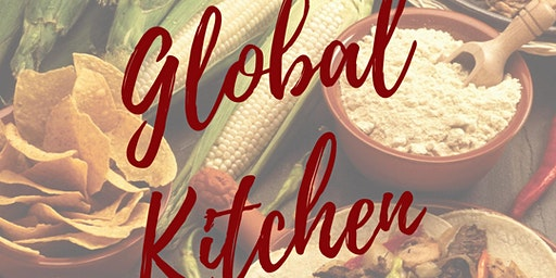 Global Kitchen: Samosas and Rooh afza