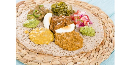 Exploration of Ethiopia: Chef Olive (Berkeley)  (04-24-2020 starts at 6:30 PM) tickets