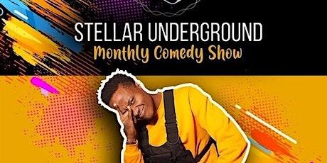 Stellar Underground Hosted by Nore Davis tickets