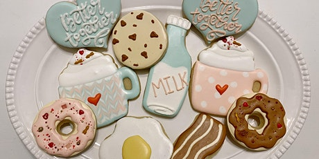 Better Together Cookie Decorating Class - Franklin tickets