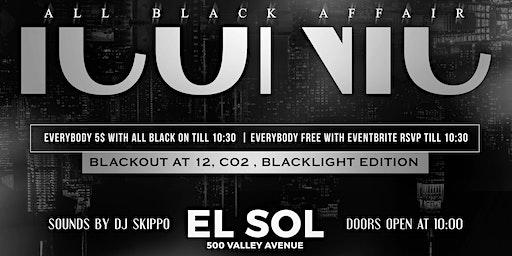Iconic All Black Affair