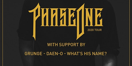 PhaseOne at The Bluebird tickets