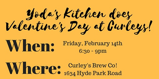 Valentine's Day at Curleys