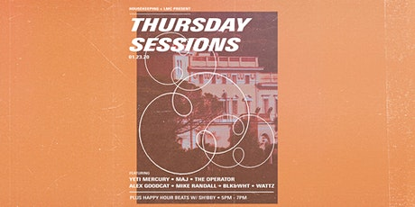 Thursday Sessions 1/23/20 tickets