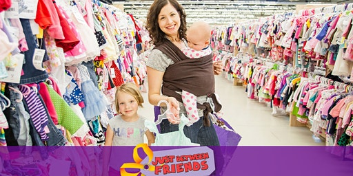 PRIME TIME SHOPPING  PASS - Just Between Friends children's consignment