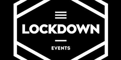LOCKDOWN NORWICH tickets