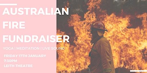 Australian Fire Fundraiser