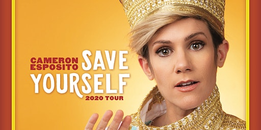 Cameron Esposito: Save Yourself Tour