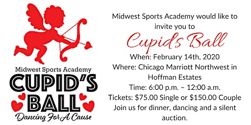 Cupid's Ball - Dancing for a Cause