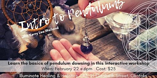 Intro to Pendulums