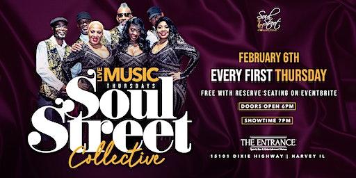 Soul Street Colloctive Live