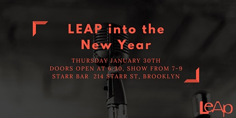 LEAP Into the New Year! tickets