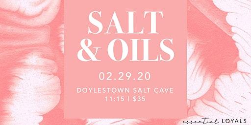 Salt & Oils