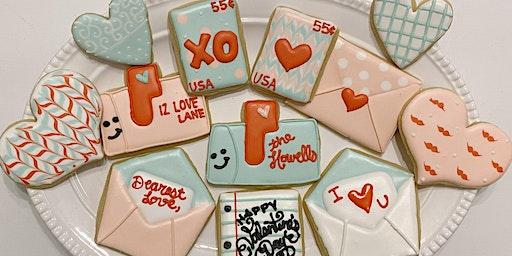 Valentine Cookie Class - Columbia