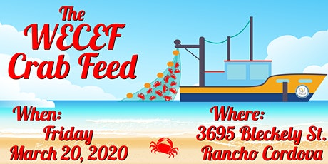2020 WECEF Claws for a Cause Fundraiser  tickets
