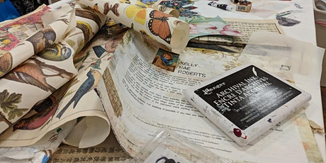 Mixed Media Wednesday March tickets