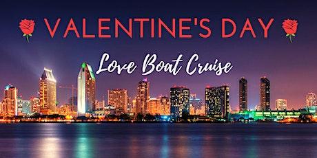 Valentine's Day San Diego: Love Boat Cruise tickets