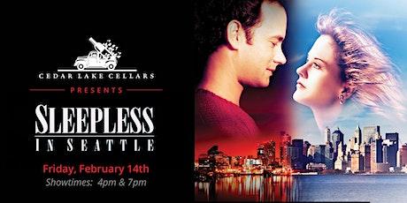 Valentine's Movie Night: Sleepless in Seattle tickets