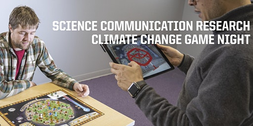 Science Communication Research Climate Change Game Night