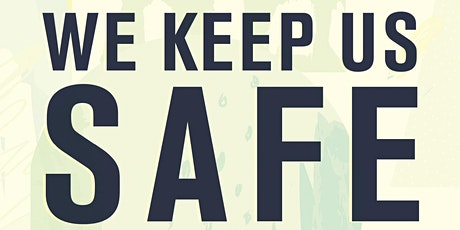 We Keep Us Safe: Official Book Launch tickets