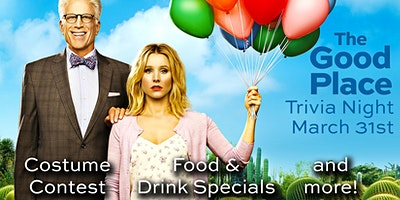 The Good Place Trivia Event!
