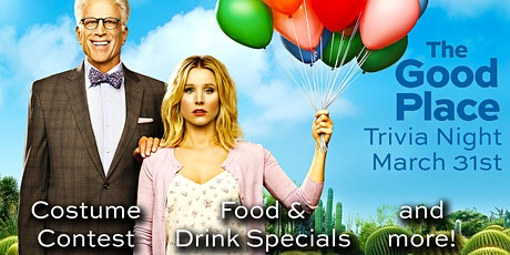 The Good Place Trivia Event! tickets