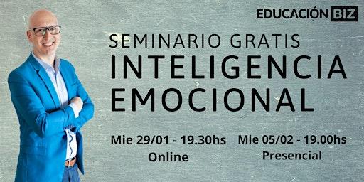Seminario Gratis Inteligencia Emocional