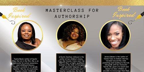 MasterClass for Authorship
