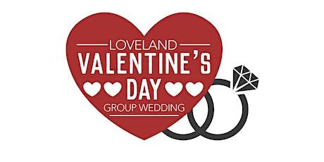 Loveland Valentine's Day Group Wedding tickets