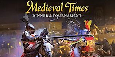 July 25, 2020 -Medieval Times Dinner & Tournament Bus Trip tickets