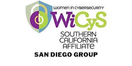 SD WiCyS--Ready, Set, [Threat] Hunt! tickets