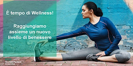 È tempo di Wellness! Power Active Balance - Roma - Base (Gennaio) tickets