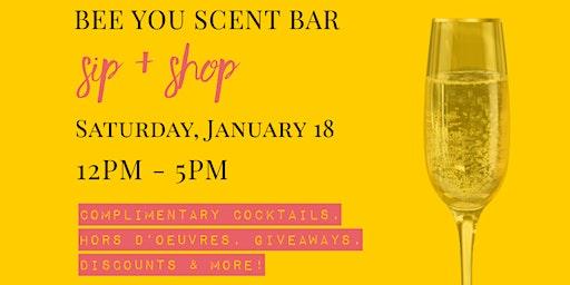 Bee You Scent Bar Sip + Shop