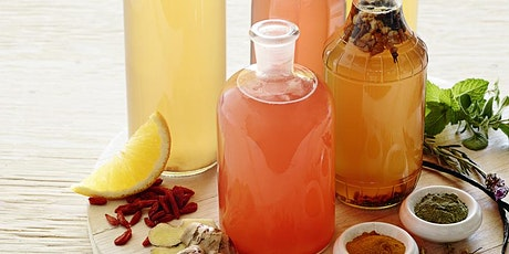 Kombucha with Berries and Herbs tickets